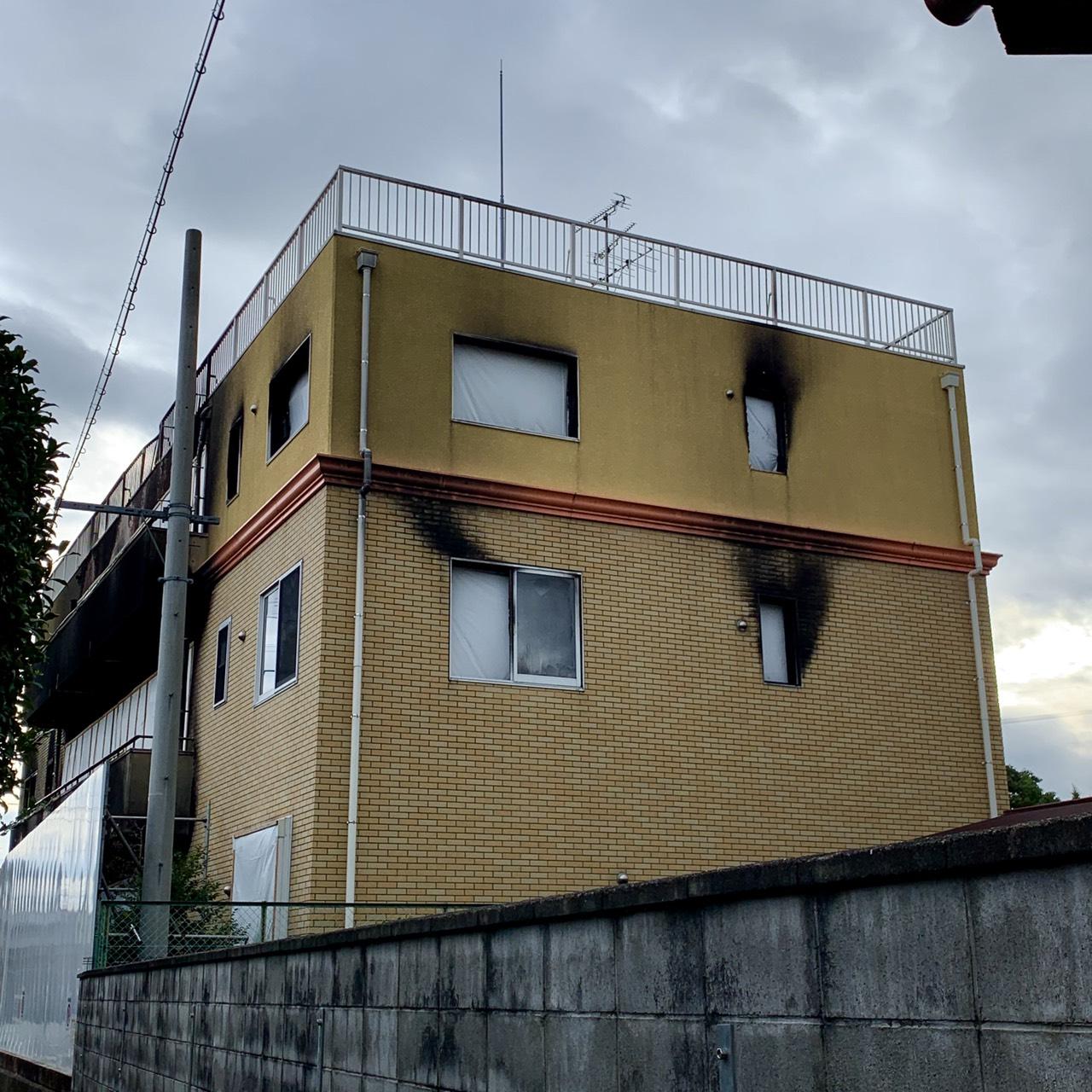 京都 アニメーション 第 1 スタジオ